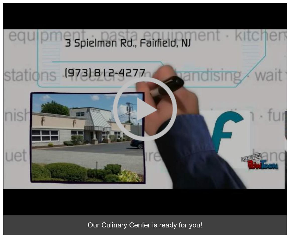 PF Test Kitchen Video