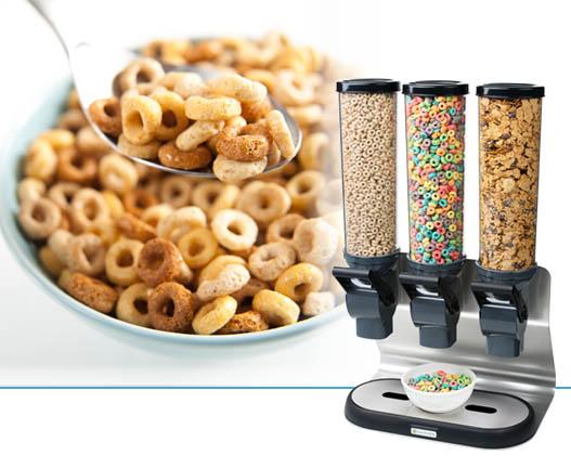 Server cereal