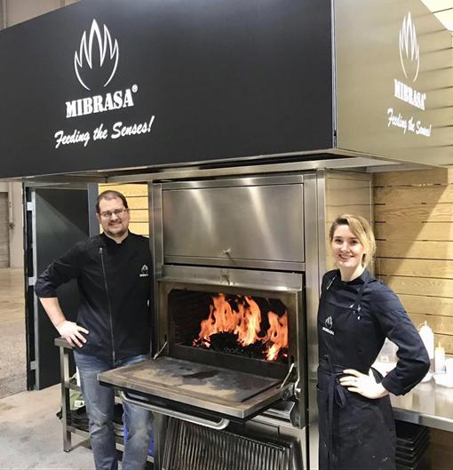 Mibrasa Oven/Grill