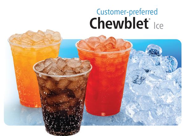chewblet ice