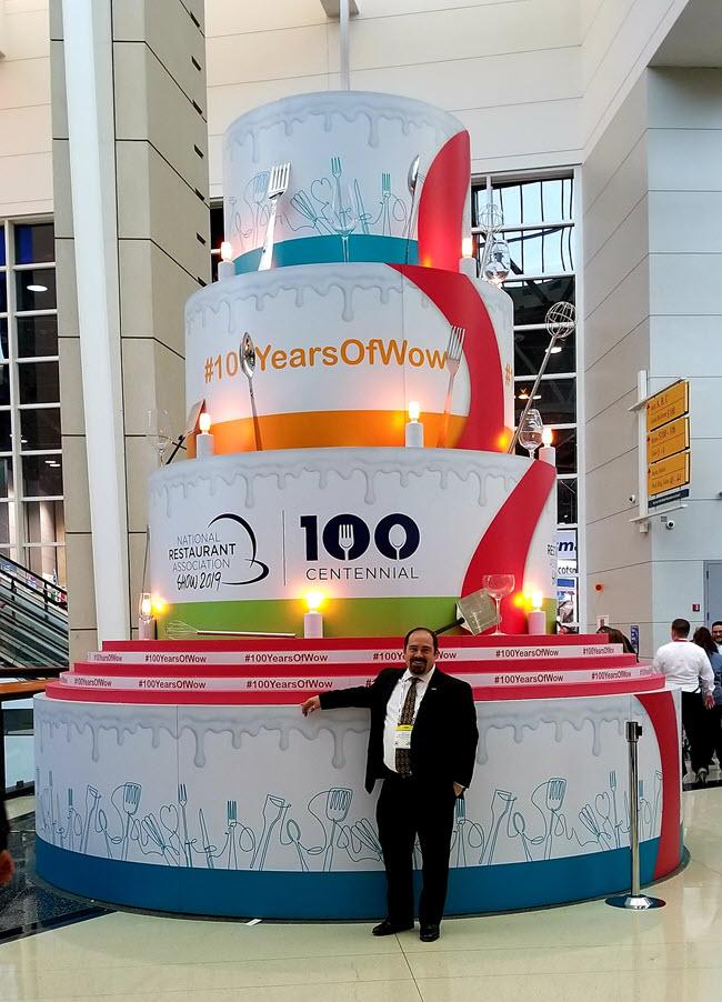 JL 2019 birthday Cake NRA