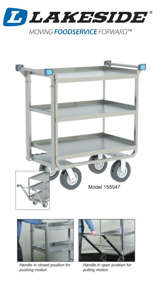 Multi Terrain Cart