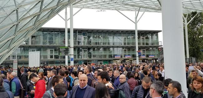 HOST 2019 Crowd