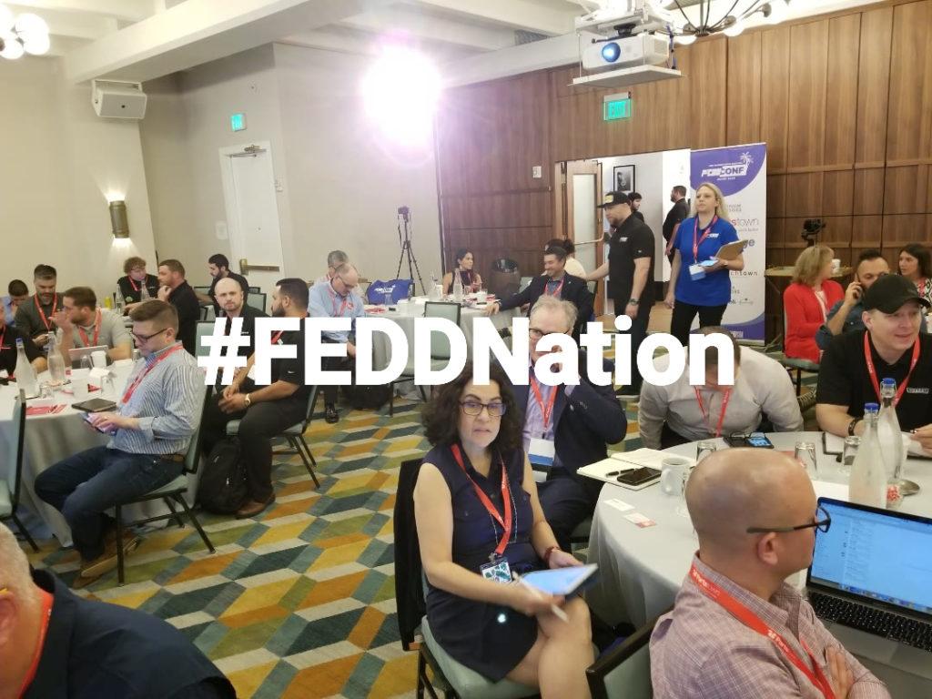 #FEDDNation