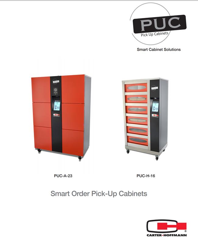 PUC cabinets