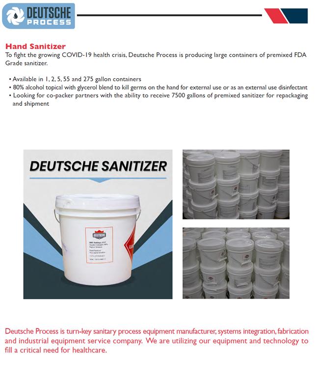 Bulk Sanitizer AD