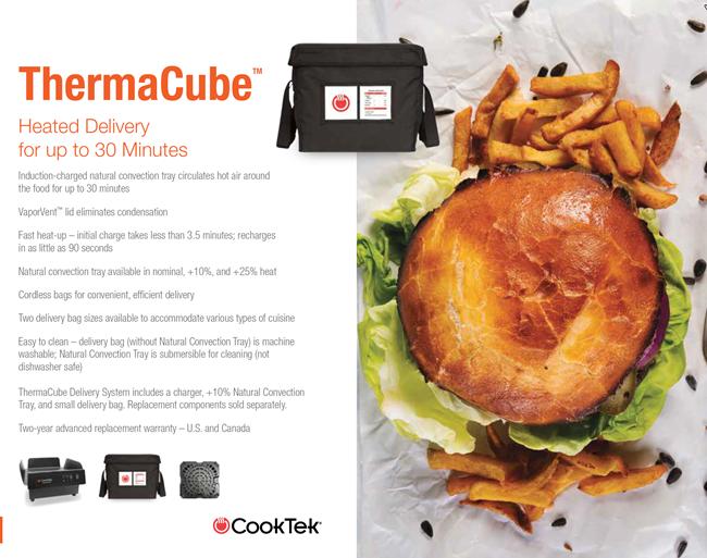 Cook Tek Therma Cube