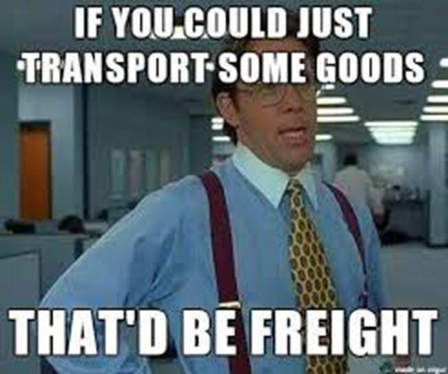 freight meme