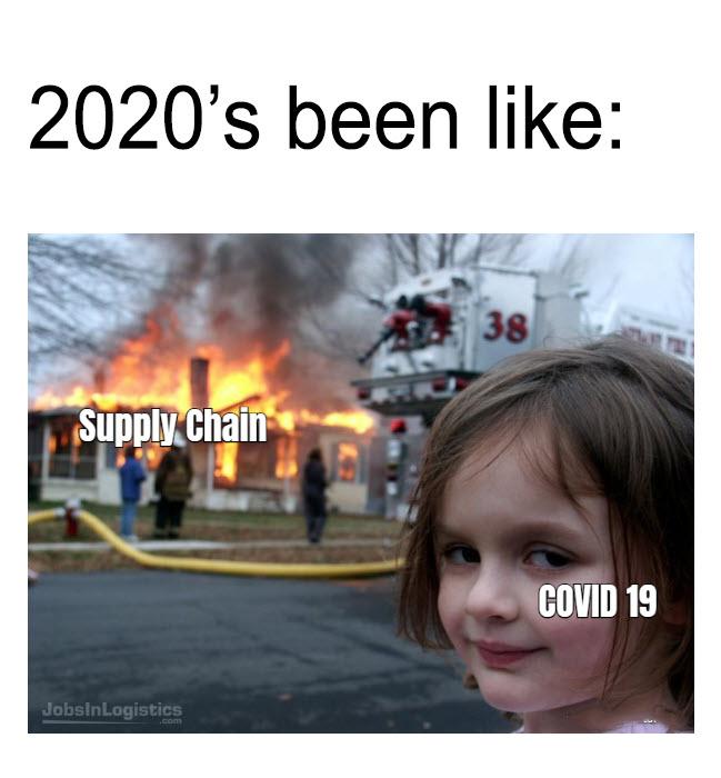 supply chain 2020's